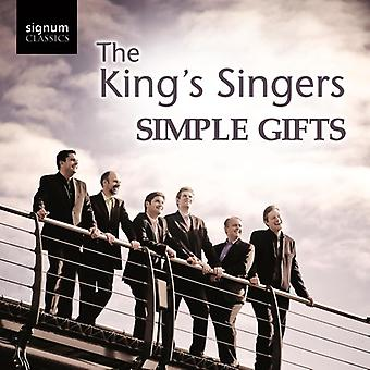 King's Singers - Simple Gifts [CD] USA import