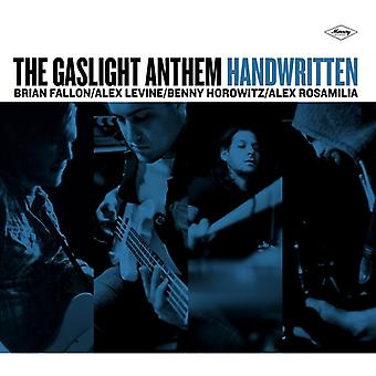 Gaslight Anthem - Handwritten-Deluxe Edition [CD] USA import