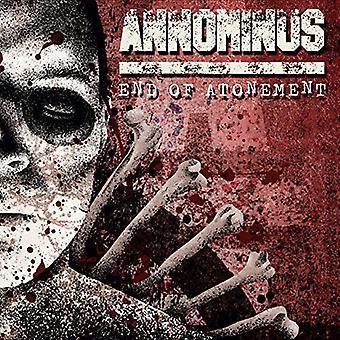 Annominus - End of Atonement [CD] USA import