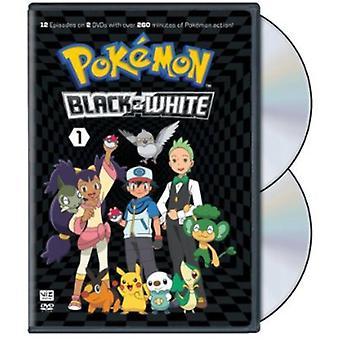 Pokemon Black & White-Set 1 [DVD] USA import