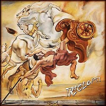Triclops! - Helpers on the Other Side [Vinyl] USA import