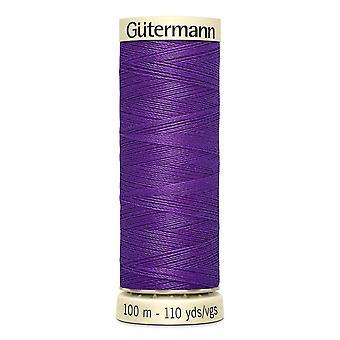 Gutermann sy-alle 100% polyestertråd 100m Hånd- og maskinfarvekode - 392