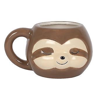Something Different Sloth Face Mug