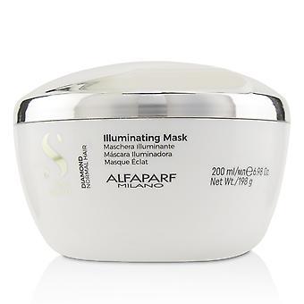 Semi di lino diamond illuminating mask (normal hair) 222720 200ml/6.98oz