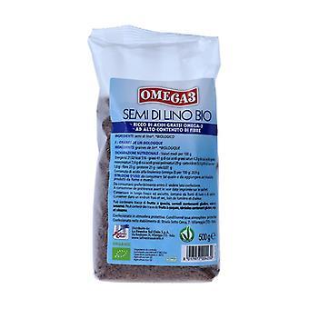 أوميغا 3 - بذور الكتان 500 غرام