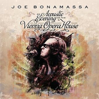 Joe Bonamassa - Acoustic Evening at the Vienna Opera House [CD] USA import