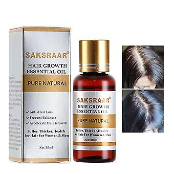 Hair Growth Essential Oils, Essence Original Authentic 100% Hair Loss Liquid