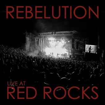 Rebelution - Live at Red Rocks [Vinyl] USA import