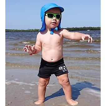 Aqua Perla Baby Boy Daisy Black Spf50+ Boxer