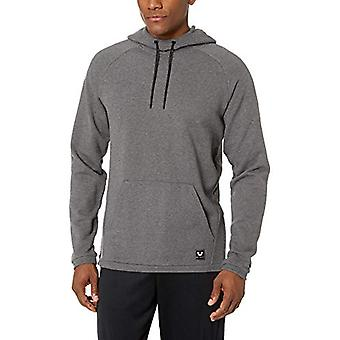 Marque - Peak Velocity Men's Français Terry Pull-Over Athletic-fit Hoodie...