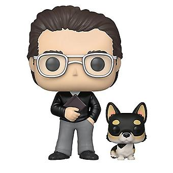 Icons Stephen King with Molly US Exclusive Pop! Vinyl