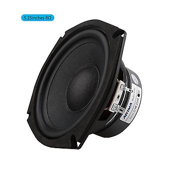 AIYIMA 5.25 Inch 120W Woofer Speaker Driver- 4Ohm/8Ohm Subwoofer Speakers Music Bass Audio Column Loudspeaker For Home Theater