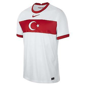2020-2021 تركيا المنزل نايكي قميص كرة القدم