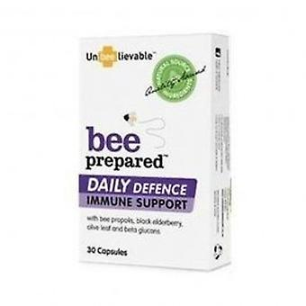 Unbeelievable Health - Daily Defence Immune Support 30 Capsules