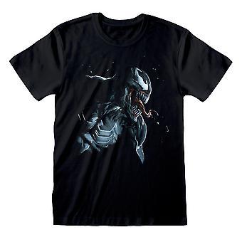 Venom Unisex Adult Graphic Print T-Shirt