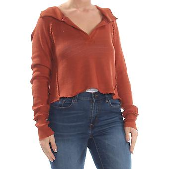 We The Free By Free People | Knit Long Sleeve Top