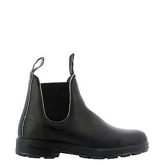 Blundstone 510black Women's Black Leather Enkellaarsjes