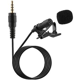 Professional And Portable Mini Lapel Clip-on Microphones