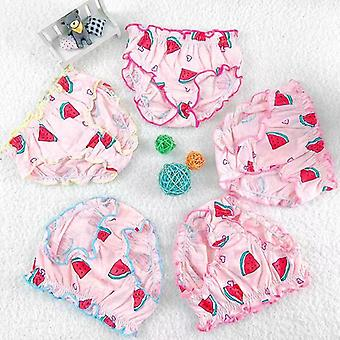 Baby Panties 100% Cotton Underwear Girls Suits Little Q Clothes Child Clothing