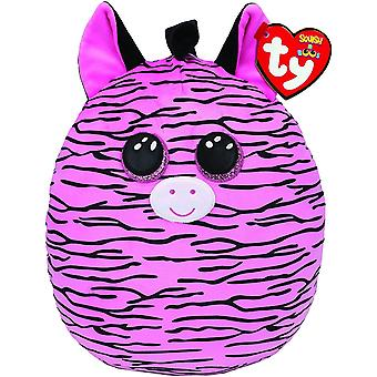 TY Squish-A-Boo - Zoey A Almofada Zebra