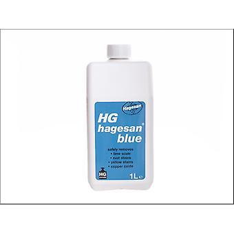 HG Niebieski wapienny zmywacz 1L
