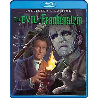 Evil Of Frankenstein [Blu-ray] USA import