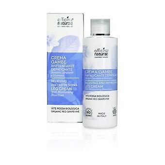 Refreshing Anti-fatigue Leg Cream 200 ml of cream