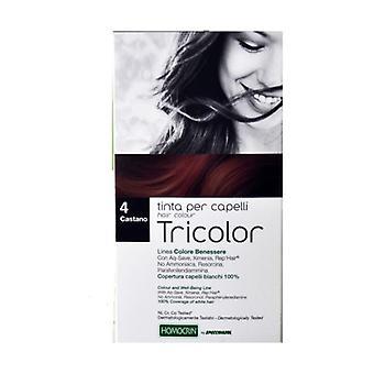 Nya Tricolor 4 Brun 80 ml