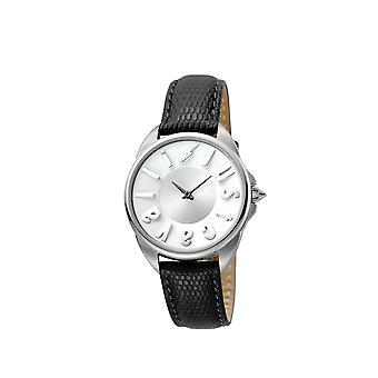 Just Cavalli JC1L008L0015 LOGO Women's Silver Watch