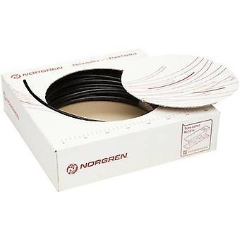 Norgren-PU2 - 0704025C Polyurethan-Schlauch, schwarz, A4X0.75