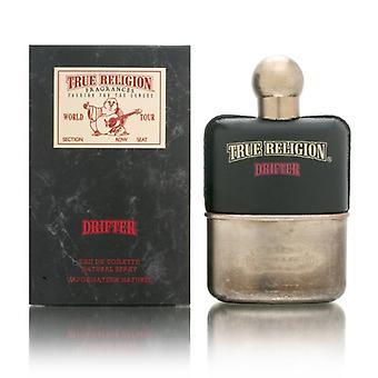 True religion drifter for men by true religion brand jeans 3.4 oz eau de toilette spray