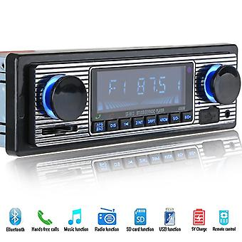 Bluetooth Car Radio Player Stereo