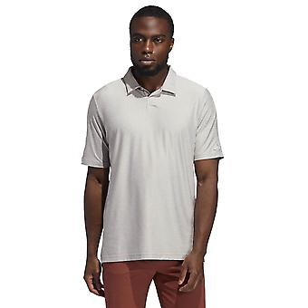 adidas Golf Mens 2021 Go-To 4-Way Stretch Duurzame ademende polo shirt