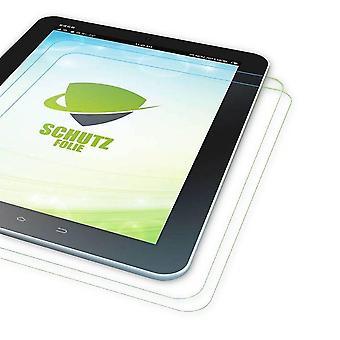 2x chrániče obrazovky pre Samsung Galaxy Tab S2 9,7 SM T810 T815N + tkanina