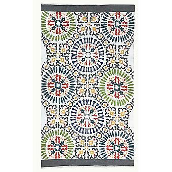 Spura Home Marokko trellis Käsintehty Marokon siirtymäajan 3x4 alueen matto