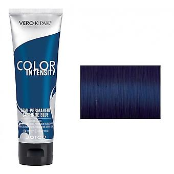 Joico Color Intensity Semi Permanent Hair Colour - Sapphire Blue