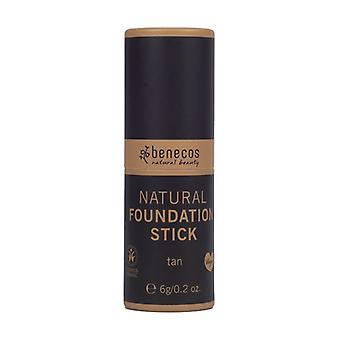 Tan foundation stick 1 unit