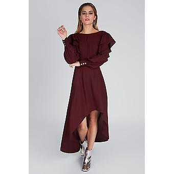 Louche Dakota Dress Purple