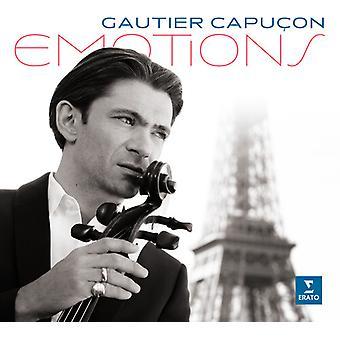 Capucon,Gautier / Orchestre De Chambre De Paris - Emotions [Vinyl] USA import