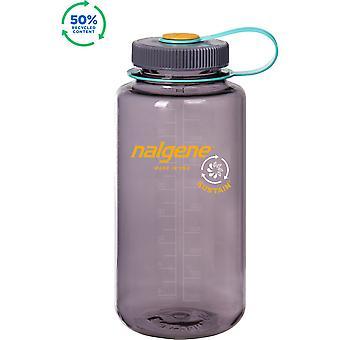 Nalgene Wide Mouth Tritan Sustain Bottle With Tonal Loop Top Closure