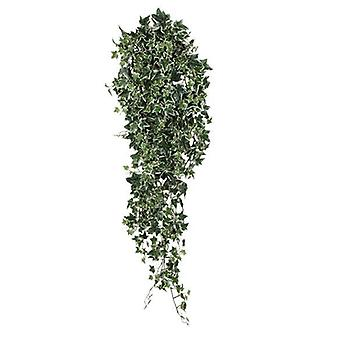 Artificial Ivy hanging plant 120cm variegated