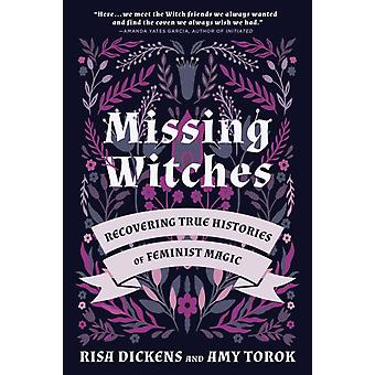 Missing Witches by Risa DickensAmy Torok