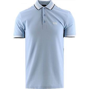 BOSS Sininen Paddy Polo paita