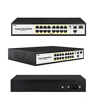 كاميرات IP واللاسلكية AP 10/100/1000mbps مفتاح الشبكة القياسية