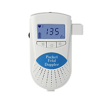 Home Pregnancy fetal heart rate monitor, Doppler non-radiation baby heartbeat monitor