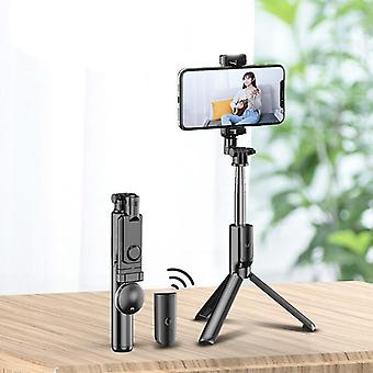 3 In 1 Handheld Wireless Bluetooth Selfie Stick Tripod