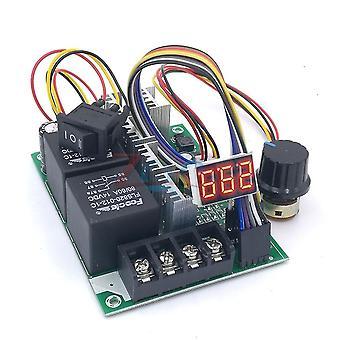 Motor Speed Controller Digital Led Display Adjustable Drive Module