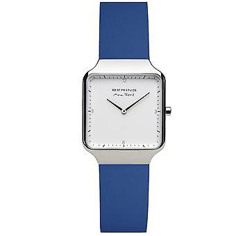 Reloj de mujer Bering Max René Ultra Slim - Silicona 15832-704