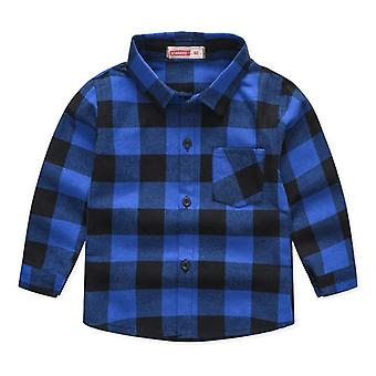 Spring Autumn Baby Clothes, Kids Shirts Long Sleeve