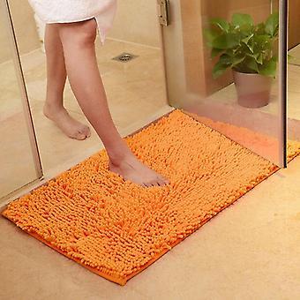 Miękkie maty do kąpieli Chenille, antypoślizgowy dywan dywan do domu salon sypialnia kuchnia